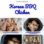 Korean BBQ Chicken Pinterest 4