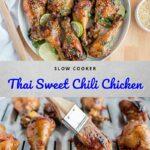 Thai Sweet Chili Chicken Pinterest 2