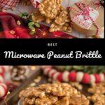 Microwave Peanut Brittle Pinterest 6