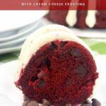 Red Velvet Bundt Cake Pinterest