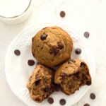 Chocolate Chip Banana Muffins Pinterest 2