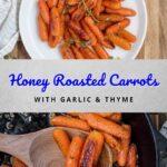 Honey Roasted Carrots Pinterest 4