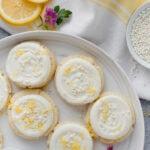 Lemon Sugar Cookies Pinterest 1