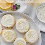 Lemon Sugar Cookies Pinterest 2