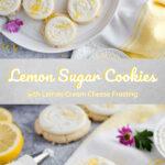 Lemon Sugar Cookies Pinterest 5