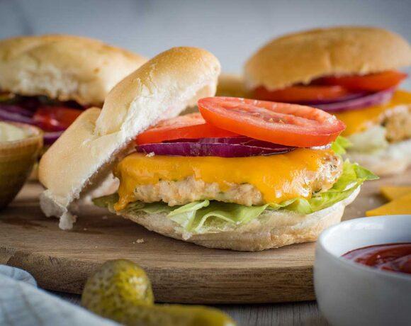 Turkey Burgers Featured