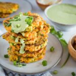 Veggie Fritters Featured