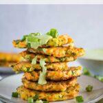 Veggie Fritters Pinterest 2
