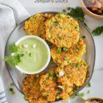 Veggie Fritters Pinterest 3