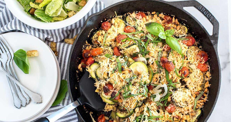 Italian Zucchini Bake Featured 3