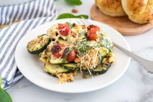 Italian Zucchini Bake Featured 4