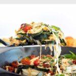 Italian Zucchini Bake Pinterest 1