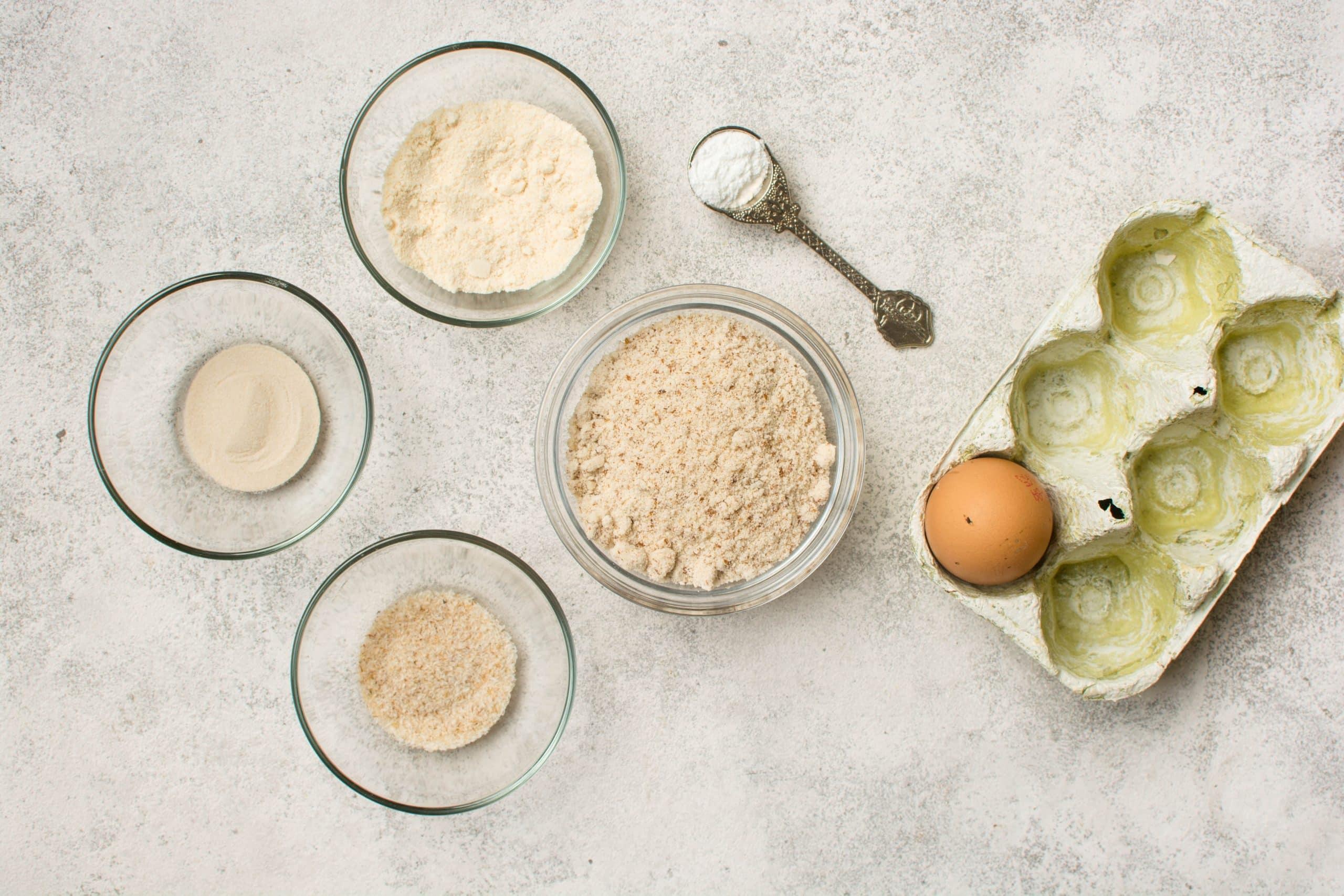 Tortilla Ingredients