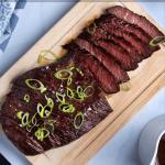 pinterest button for sous vide flank steak