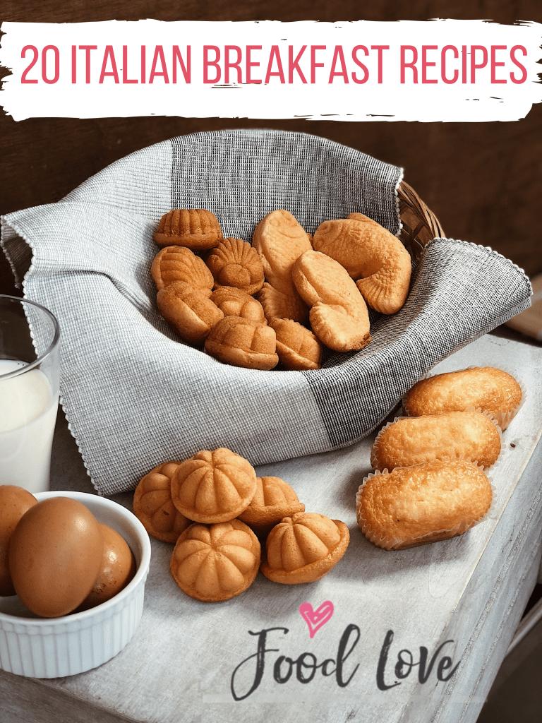 20 Italian Breakfast Recipes 2